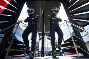 ボッタス「電気ノイズの問題は、解決とはいえないものの、ある程度改善」メルセデス F1シュタイアーマルクGP金曜