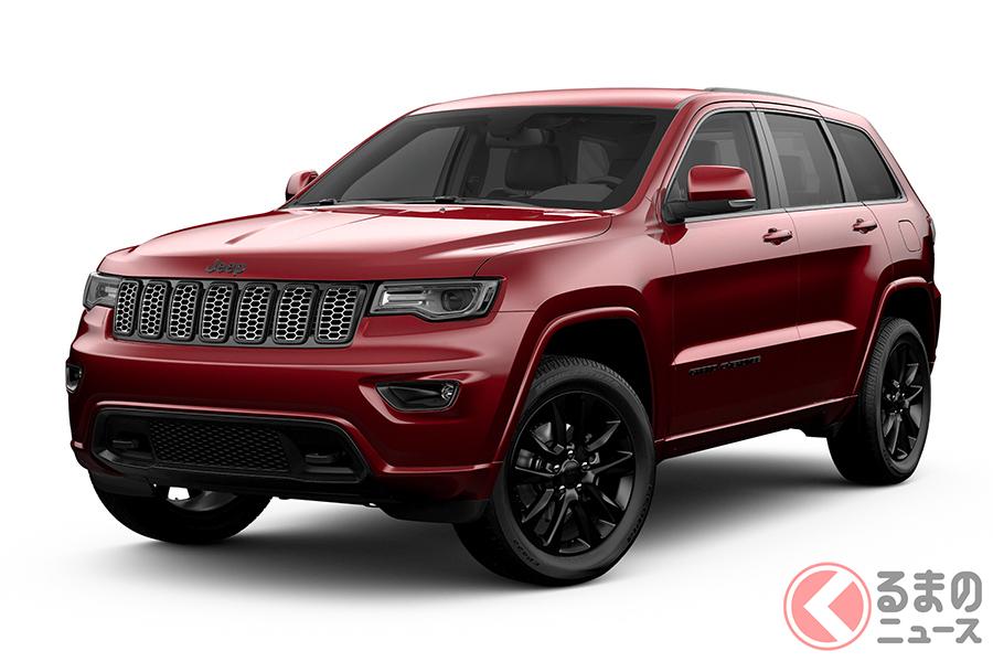3年後に損をしない輸入SUVとは? Jeepが日本で売れている理由が判明
