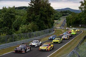 NLSニュルブルクリンク耐久シリーズの第2/3戦は連戦。それでも140台以上が参戦