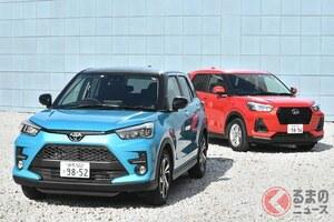 トヨタ新型「ライズ」とダイハツ新型「ロッキー」は大ヒットする? 国内市場を見据えた小型SUVの実力とは