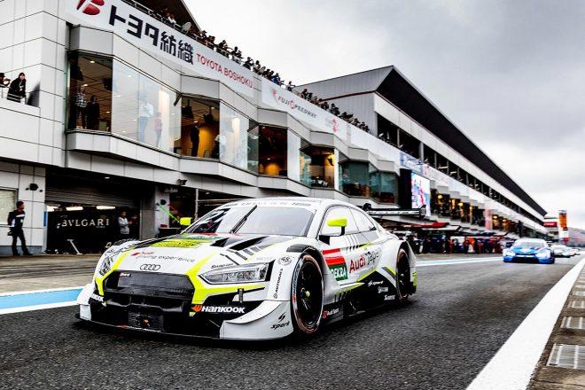 Hitotsuyama Racing&WRT、スーパーGT×DTM特別交流戦で活躍「将来の可能性を探りたい」