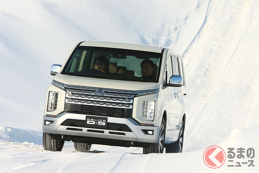 【4WD車に過信は禁物!】雪道に行く前に知っておきたい4WD車の○×とは