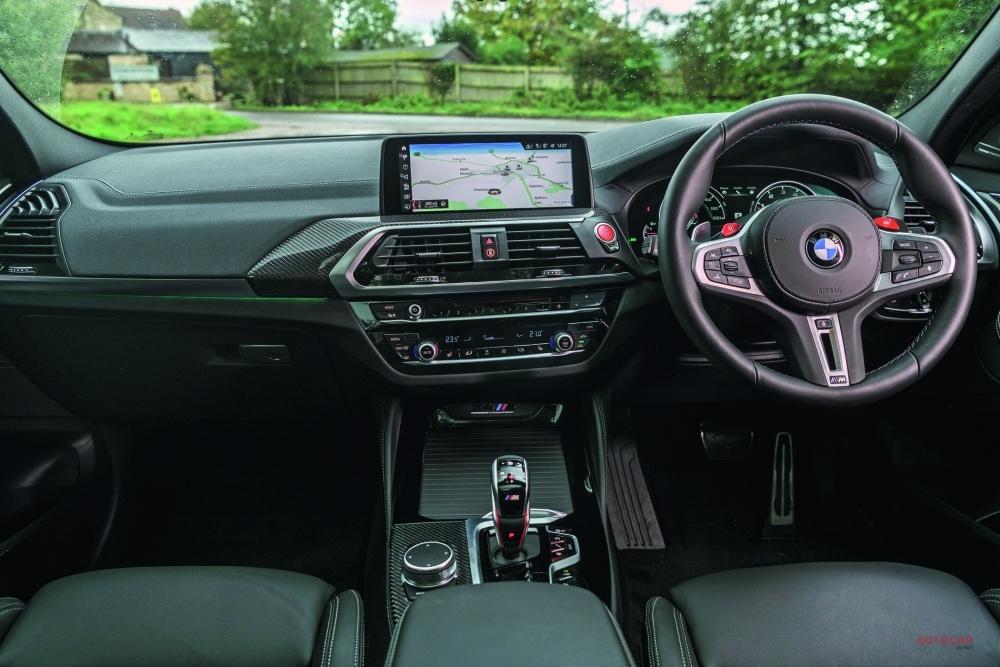 ロードテスト BMW X4M ★★★★★★☆☆☆☆