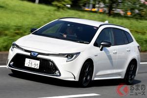 トヨタ「カローラ」の実燃費を徹底検証! スポーティになった新型モデルの燃費はいかに?