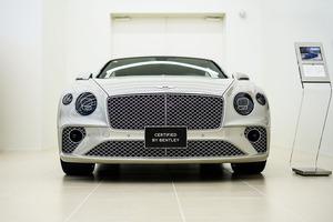 認定中古車だから手に入るスペシャリティ。「サーティファイド・バイ・ベントレー」で知る英国高級車の真髄
