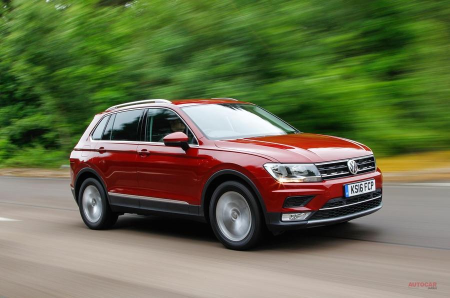 【ハイブリッド2モデル追加】VW 新型ティグアン/アルテオンGTE 2020年末に発売 欧州