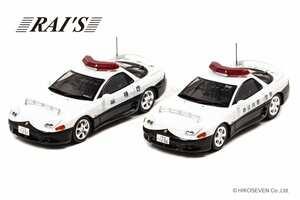 これはマニアック過ぎる!! 警視庁&神奈川県警に配備されたあのスポーツカーの警察車両をリアルに再現!