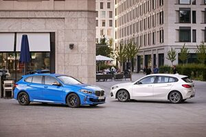 FF化した3代目『BMW1シリーズ』に、最新の4気筒クリーン・ディーゼルが追加設定