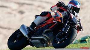 '20 KTM 1290スーパーデュークR海外試乗レポート【ビーストらしさに磨き】