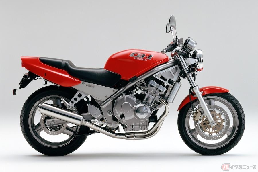 平成元年(1989年)『ドラゴンボールZ』放送時に発売されたバイクたち