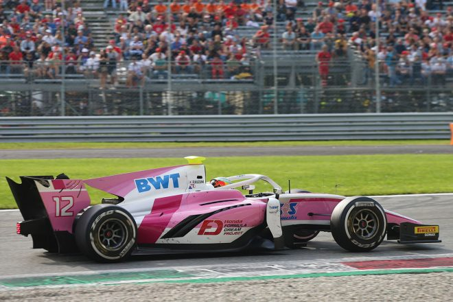 FIA F2:アーデンとメルセデス前線部隊HWAが協力。HWAはフォーミュラE、F3と活動範囲拡大