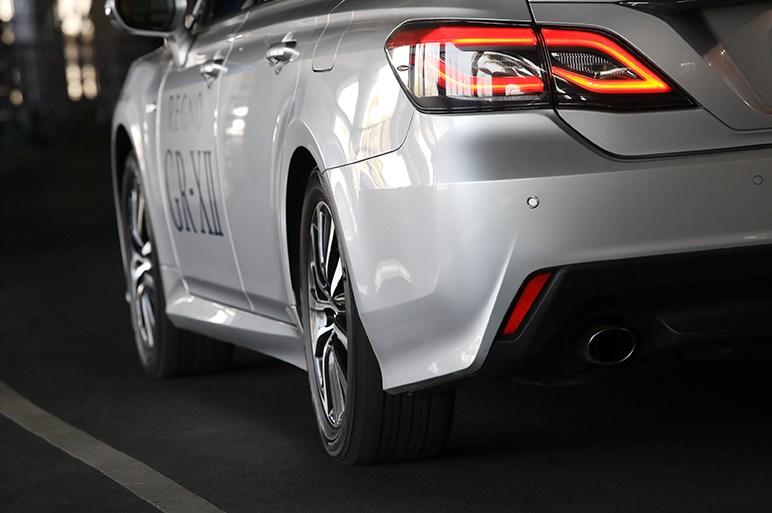 レグノシリーズ新型「GR-XII」試乗 摩耗しても静かなタイヤを目指した