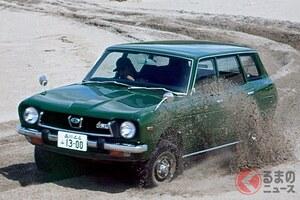 元祖SUV風モデル!? スバルの歴代クロスオーバーワゴン3選