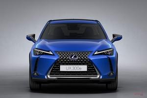 レクサス初の量産EV「UX 300e」 次世代電動車向け四駆システム「eアクスル」採用 試乗