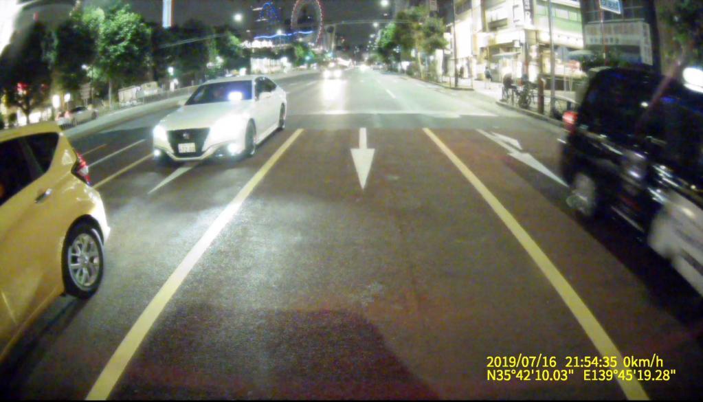 【最新ドラレコインプレ】 あおり運転はもちろん、駐車監視用としても活躍! carrozzeria VREC-DZ700DLC