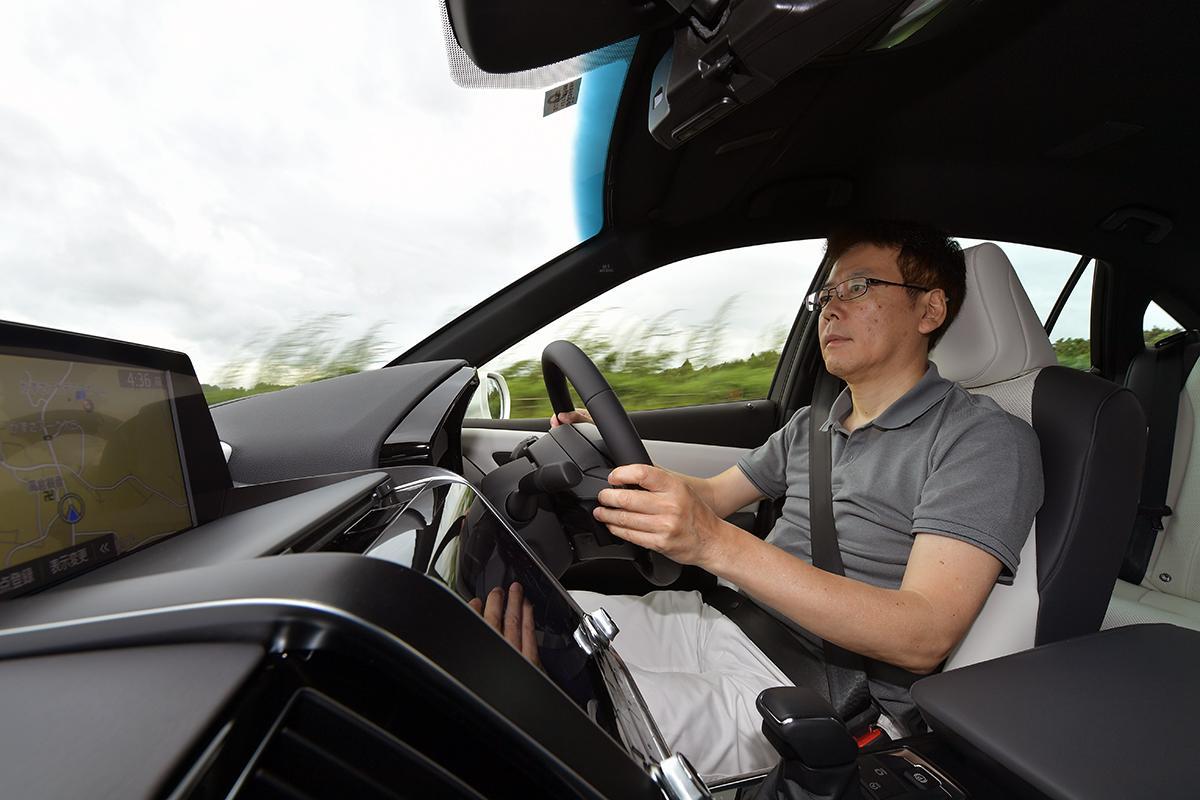 【試乗】ニュルで鍛えた効果はある? 新型トヨタ・クラウンを公道で走らせる