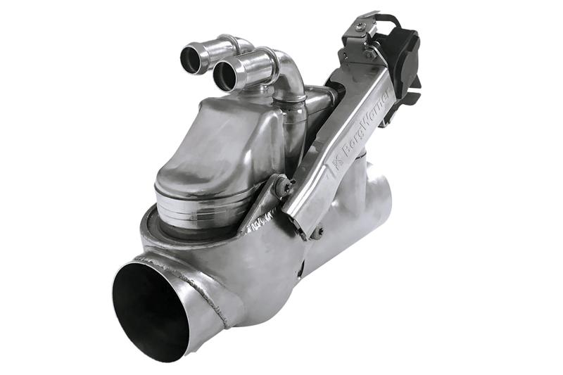 ボルグワーナー、ハイブリッド車の排熱回収システムの生産開始