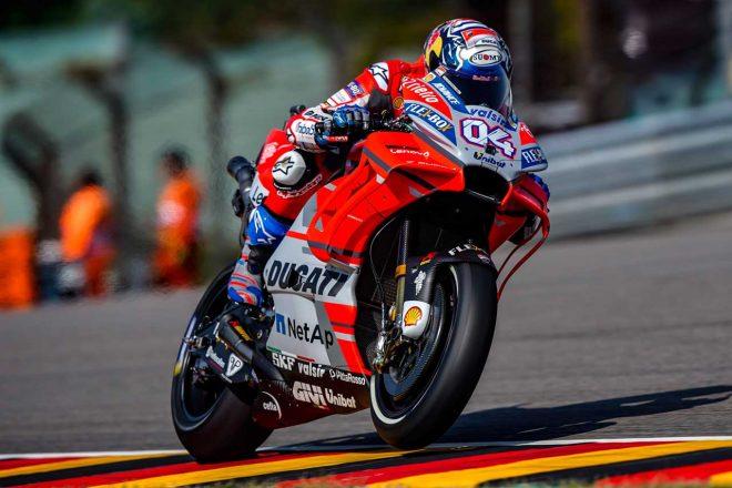 MotoGP:ドヴィツィオーゾ、決勝は「タイヤマネージメントに不足している部分がある」