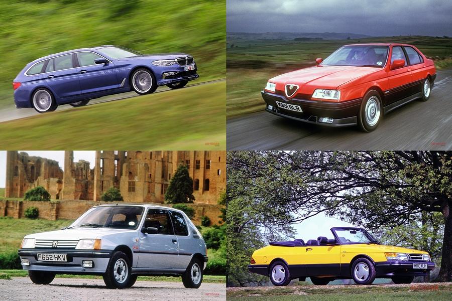 現代車は個性に欠ける? 英AUTOCARが選ぶ、愛すべき個性的なクルマ9選 後編
