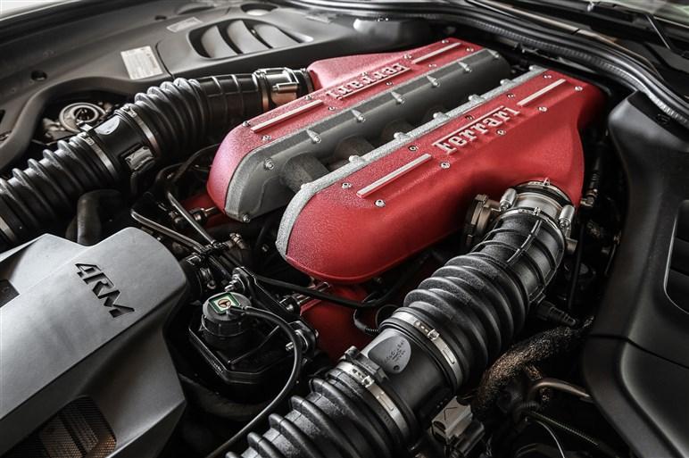 フェラーリGTC4ルッソ試乗。4WSが加わった4WDシステムの実力は?