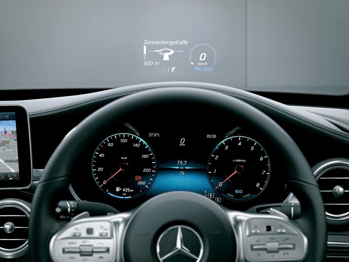 メルセデス・ベンツ、安全性・快適性向上&デザインを一新した新型「Cクラス」4タイプ同時発売