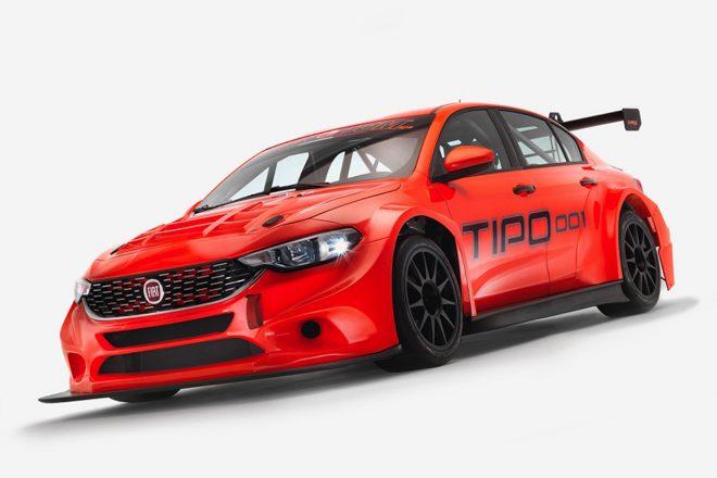 イタリアのテクノドン・スポーツ、新型『フィアット・ティーポTCR』をラウンチ