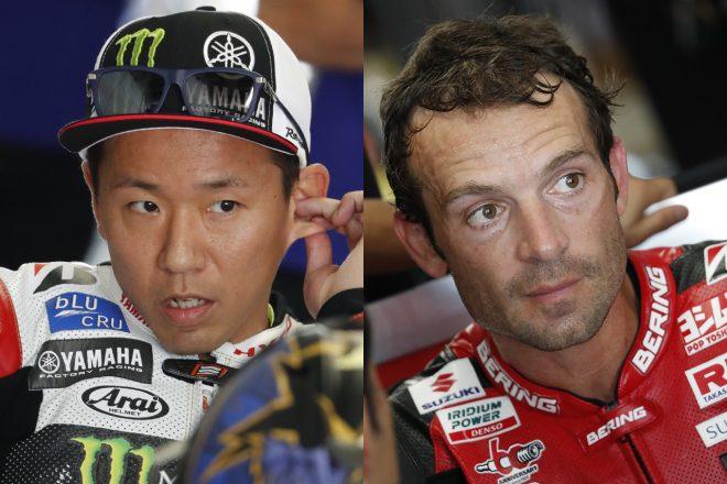MotoGP日本GPのワイルドカード参戦ライダーが承認。中須賀克行とシルバン・ギュントーリが出場予定