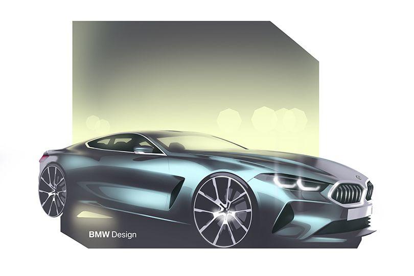 進化するBMWデザイン──新しい扉を開く8シリーズ、Z4のデザイン