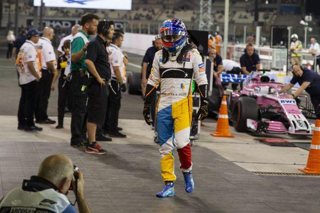 アロンソ「今日の位置を維持することはできない。予選では苦しみ、ペレスやルクレールに負けるだろう」:F1アブダビGP金曜