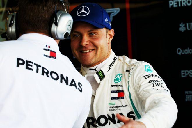 ボッタス「重要な夕方のセッションで速かったことは心強い。去年に続いて優勝を飾りたい」:F1アブダビGP金曜
