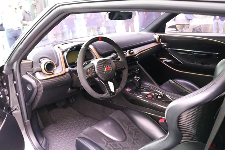 日産「GT-R50 by イタルデザイン」の受注開始! 価格は1億2711万円超で50台限定