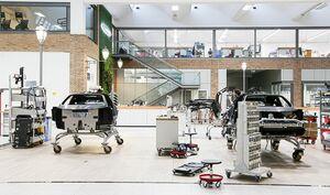 スーパーカーの中のスーパーカー、パガーニの本社を訪ねる──第5回 パガーニ・ファクトリー
