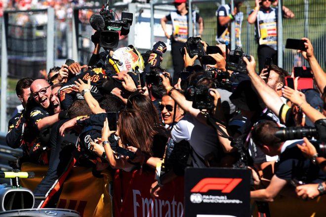 【ブログ】興奮と感動のオーストリアGP。フェルスタッペンの優勝にもらい泣き/F1自宅特派員
