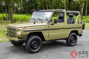 軍用「Gクラス」は540万円!! 人気SUV3車種の最新オークション動向