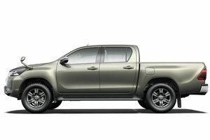 【新色オキサイド・ブロンズも】ハイラックス改良新型 トヨタが日本価格/内装を発表