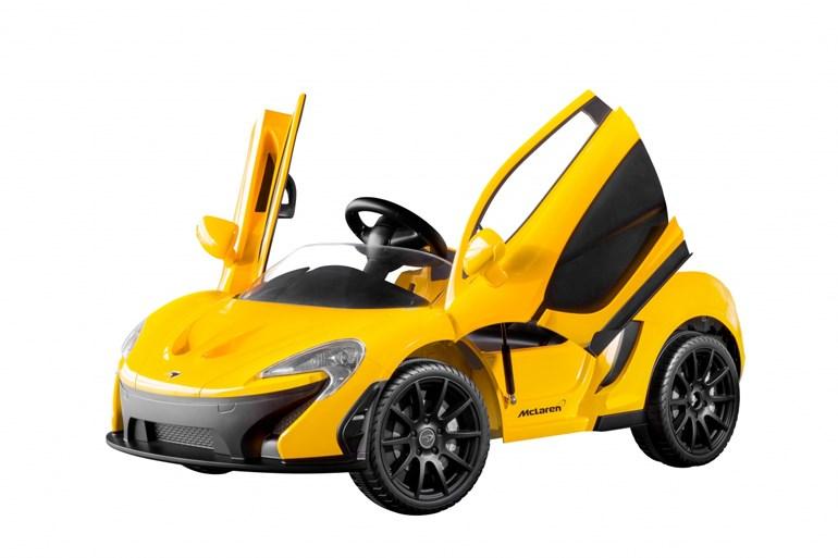 マクラーレンP1の子供用電動車が登場