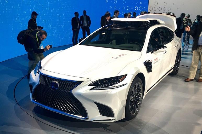 北米家電ショー「CES」に日本の自動車メーカーが出る事情と微妙な温度感