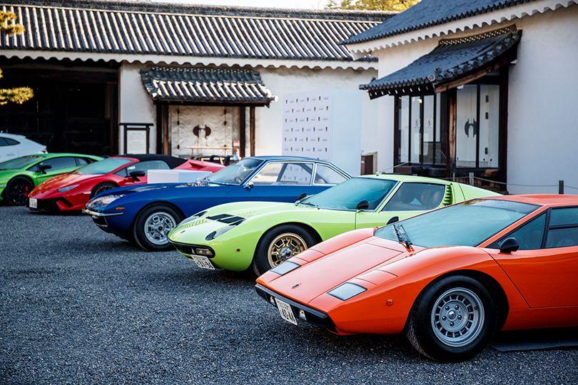 京都の世界遺産にレジェント級のビンテージカーが集結──一生モノの思い出になるコンコルソ・デレガンツァ京都