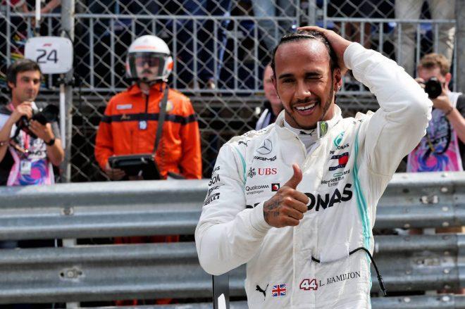 F1第6戦モナコGP予選:フェルスタッペンが3番手、ホンダPUの4台がQ3進出。メルセデスはフロントロウ確保