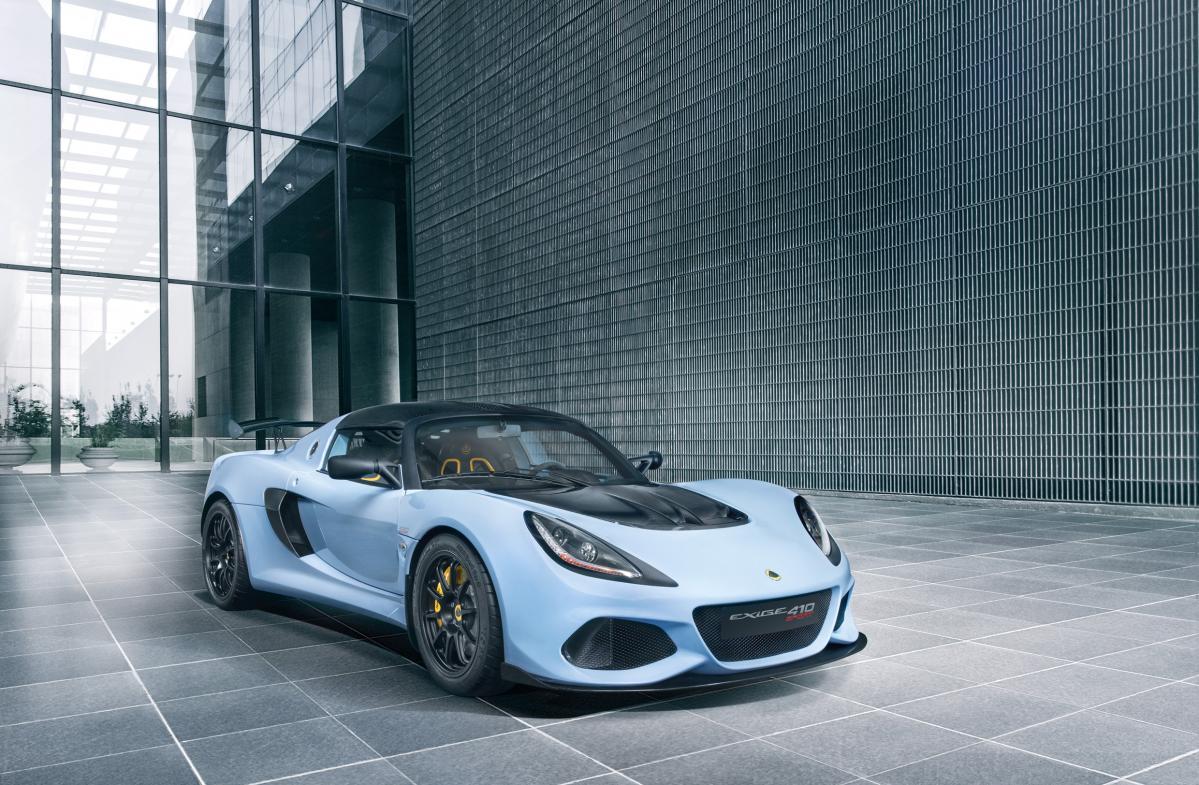 ロータス・エキシージに0-100km/h加速3.4秒、最高速度290km/hの「スポーツ410」現る!