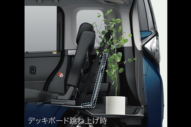 ダイハツが手掛ける3社共通の新型コンパクト・トールワゴン発売