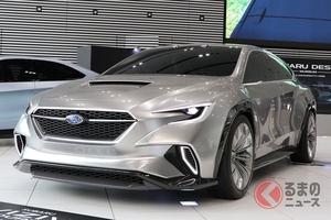 スバル新型レヴォーグはダウンサイジングターボ搭載か!? 目指すのはドイツのプレミアムブランド