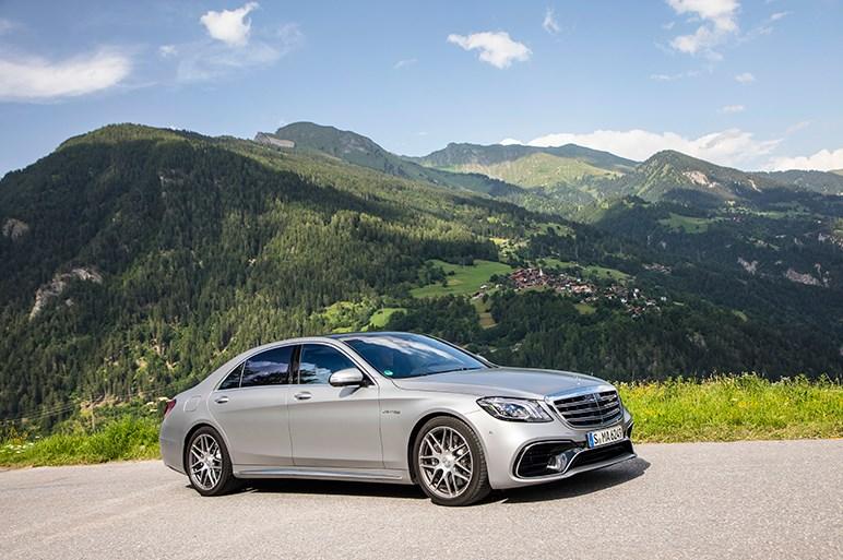 メルセデスSクラスが改良。AMGモデルも大幅なパフォーマンスアップを果たす