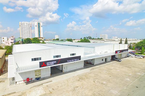 三菱がベトナムに販売・サービスのトレーニングセンター開設
