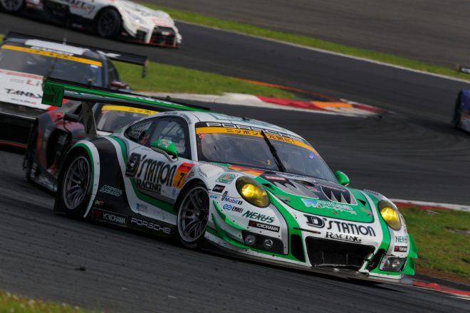D'station Racing 2018スーパーGT第5戦富士 レースレポート