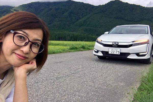 【コラム】「'愛のひと押し'と'愛の高利回り'でドライブを愉しむ」~ホンダ クラリティPHEV