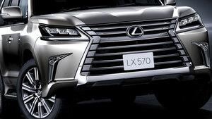 国産最高峰SUV レクサスLXの実力とライバルの超高級SUVたち