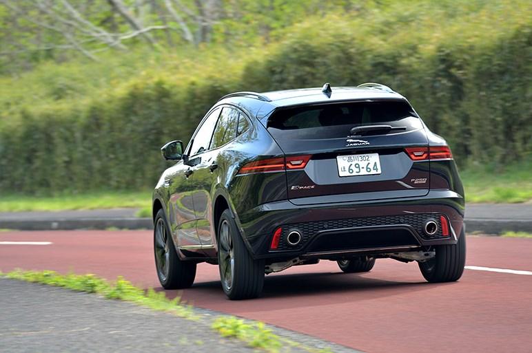 ワイルドアスリート化した新SUVのEペイスにジャガーの大変革を見た