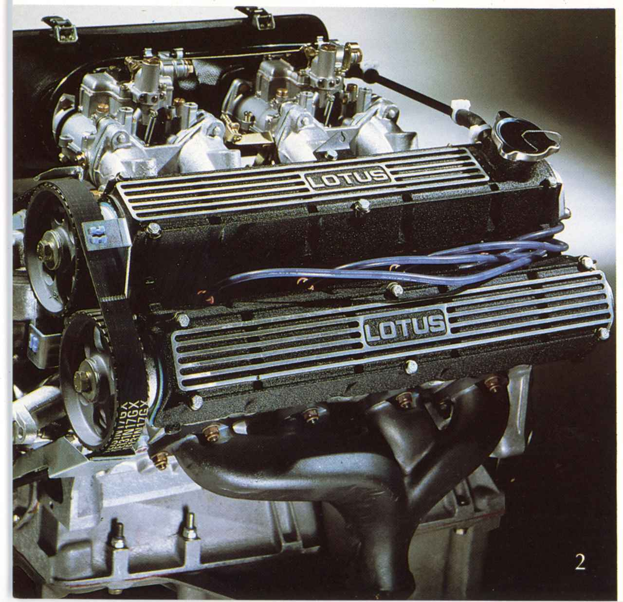 【真夏のスーパーカー特集08】ロータス エスプリは新世代ロータスを象徴する高性能モデル