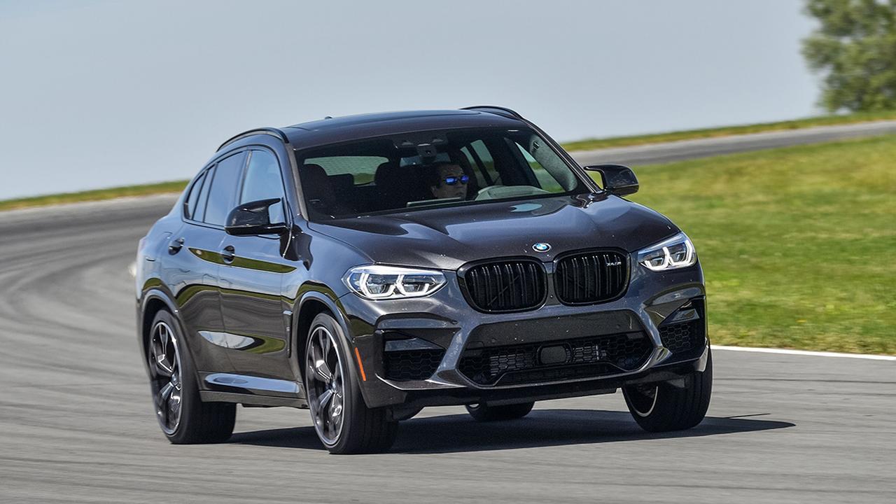 【海外試乗】BMW X3M/X4Mはサーキットで本領発揮の本格スポーツモデルだ